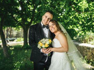 Le nozze di Katia e Eugenio