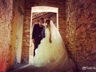 Le nozze di Rosa e Luciano