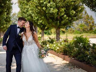Le nozze di Deborah e Fabio