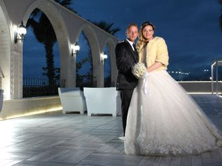 Le nozze di Maria Teresa e Antonino