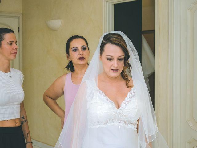 Il matrimonio di Paolo e Cristiana a Magnago, Milano 17
