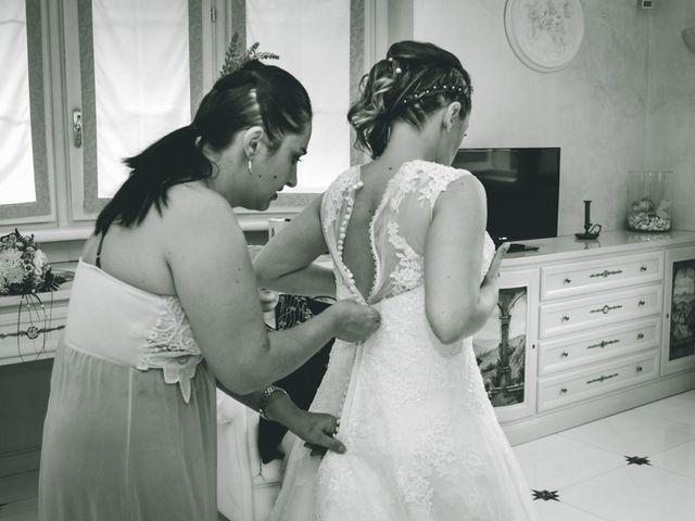 Il matrimonio di Paolo e Cristiana a Magnago, Milano 40