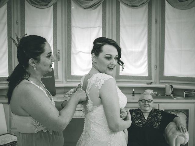 Il matrimonio di Paolo e Cristiana a Magnago, Milano 44