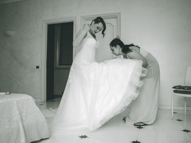 Il matrimonio di Paolo e Cristiana a Magnago, Milano 47