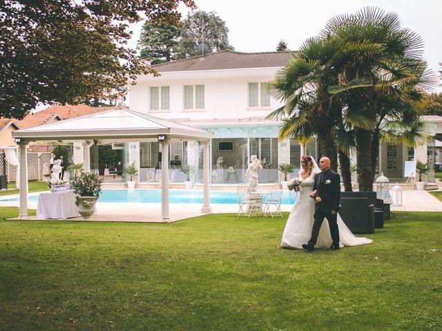 Il matrimonio di Paolo e Cristiana a Magnago, Milano 98
