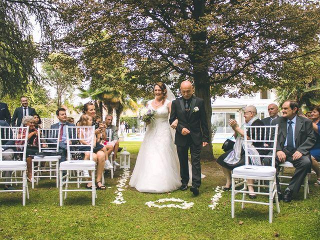 Il matrimonio di Paolo e Cristiana a Magnago, Milano 100