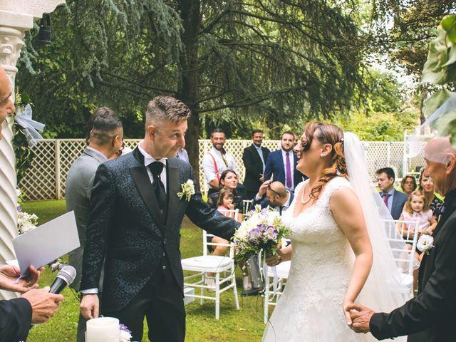 Il matrimonio di Paolo e Cristiana a Magnago, Milano 101