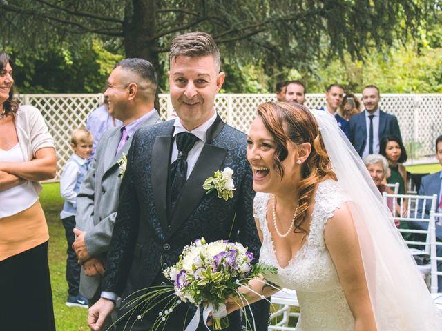 Il matrimonio di Paolo e Cristiana a Magnago, Milano 102