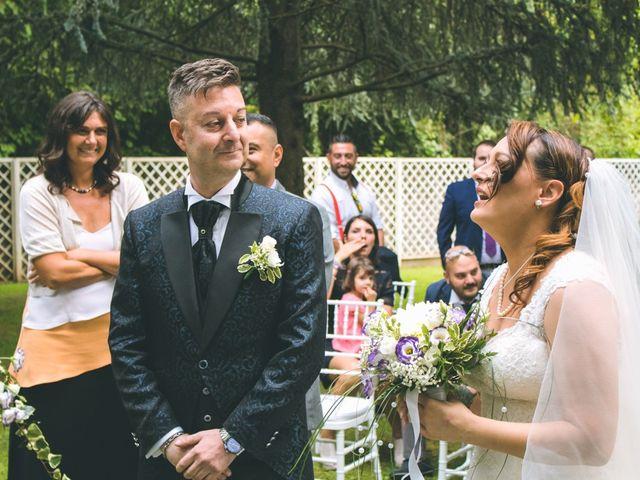 Il matrimonio di Paolo e Cristiana a Magnago, Milano 103