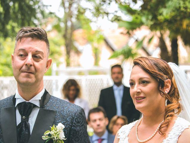 Il matrimonio di Paolo e Cristiana a Magnago, Milano 109