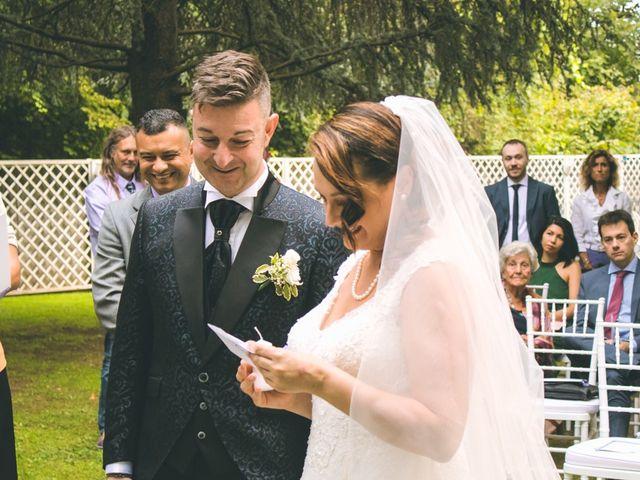 Il matrimonio di Paolo e Cristiana a Magnago, Milano 110