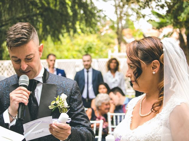 Il matrimonio di Paolo e Cristiana a Magnago, Milano 116
