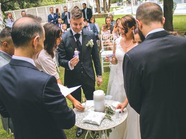 Il matrimonio di Paolo e Cristiana a Magnago, Milano 123