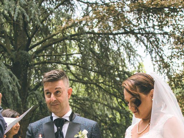 Il matrimonio di Paolo e Cristiana a Magnago, Milano 124