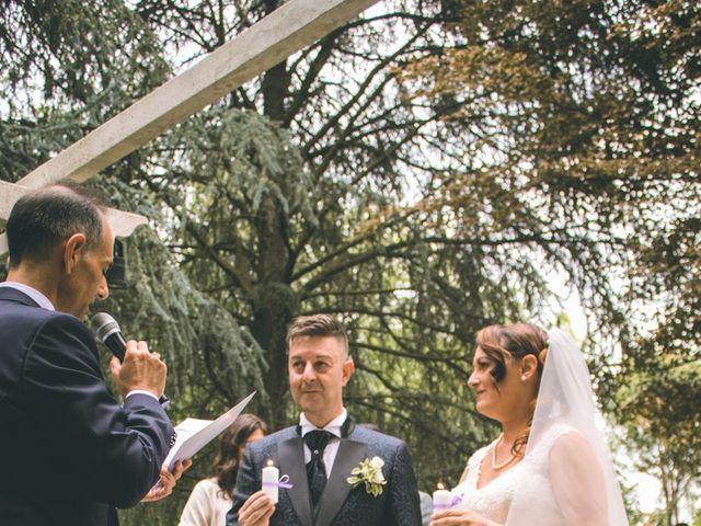 Il matrimonio di Paolo e Cristiana a Magnago, Milano 125