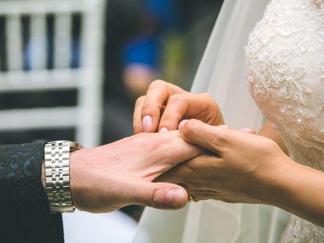 Il matrimonio di Paolo e Cristiana a Magnago, Milano 132