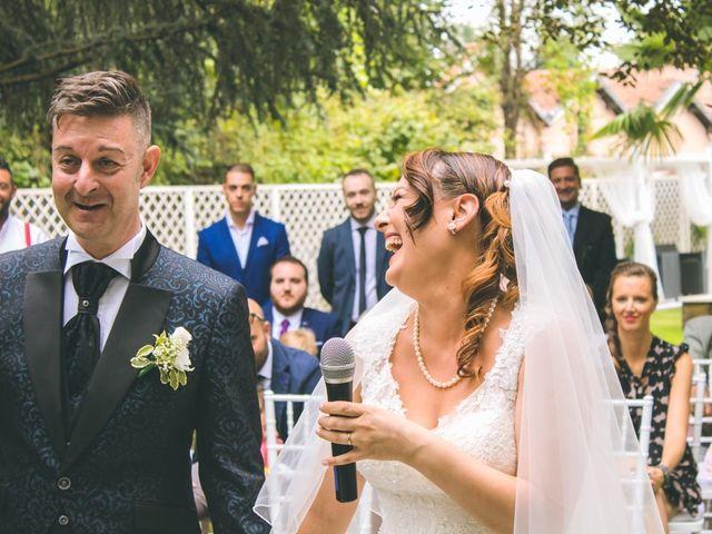Il matrimonio di Paolo e Cristiana a Magnago, Milano 136