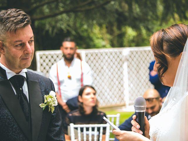 Il matrimonio di Paolo e Cristiana a Magnago, Milano 137