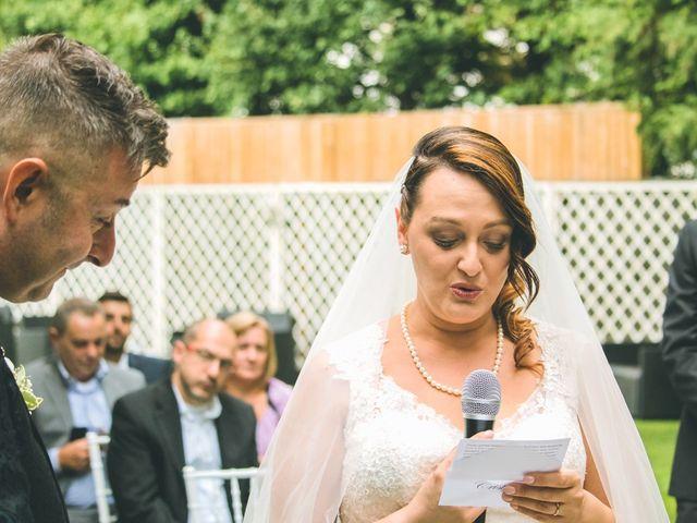 Il matrimonio di Paolo e Cristiana a Magnago, Milano 138