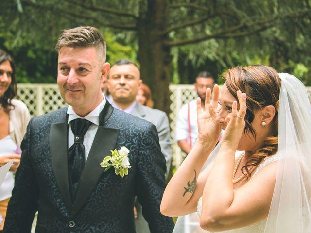 Il matrimonio di Paolo e Cristiana a Magnago, Milano 140