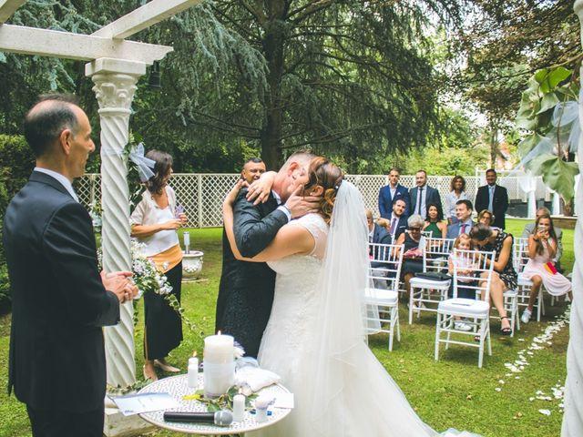 Il matrimonio di Paolo e Cristiana a Magnago, Milano 144