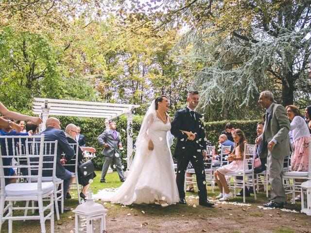 Il matrimonio di Paolo e Cristiana a Magnago, Milano 147