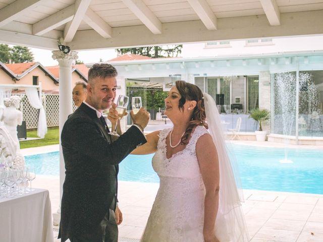 Il matrimonio di Paolo e Cristiana a Magnago, Milano 149