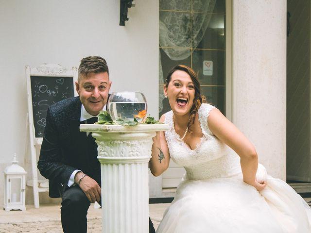 Il matrimonio di Paolo e Cristiana a Magnago, Milano 178