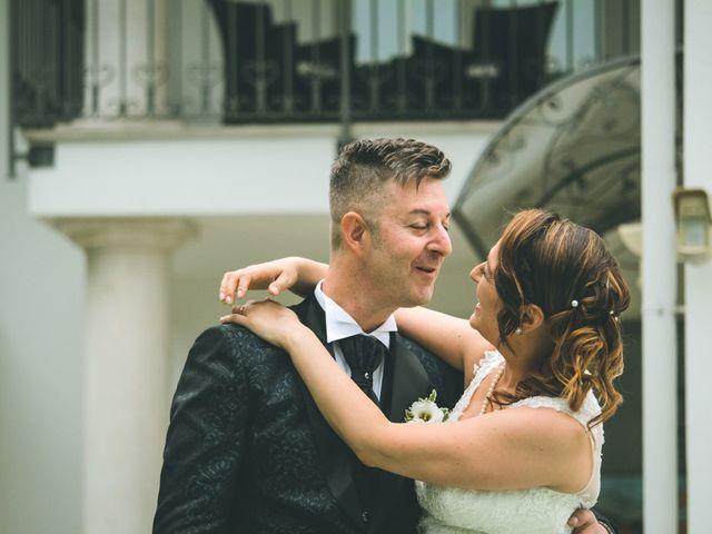 Il matrimonio di Paolo e Cristiana a Magnago, Milano 183