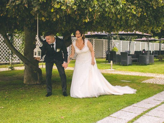 Il matrimonio di Paolo e Cristiana a Magnago, Milano 184