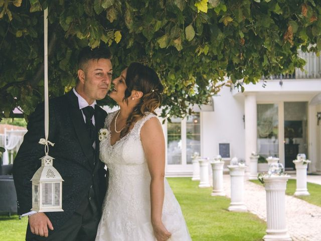 Il matrimonio di Paolo e Cristiana a Magnago, Milano 187