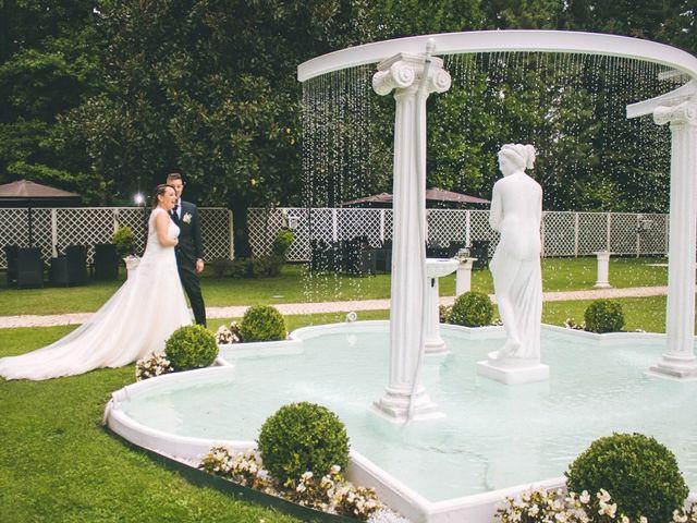 Il matrimonio di Paolo e Cristiana a Magnago, Milano 195