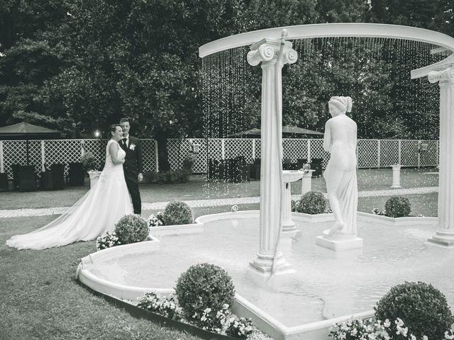 Il matrimonio di Paolo e Cristiana a Magnago, Milano 196