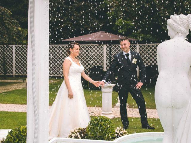 Il matrimonio di Paolo e Cristiana a Magnago, Milano 197