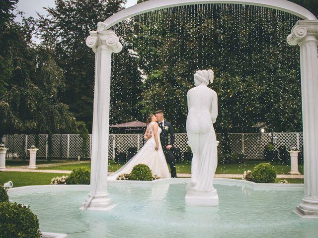 Il matrimonio di Paolo e Cristiana a Magnago, Milano 1