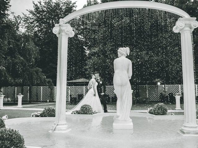 Il matrimonio di Paolo e Cristiana a Magnago, Milano 198
