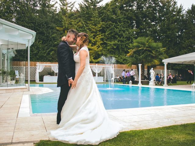 Il matrimonio di Paolo e Cristiana a Magnago, Milano 2