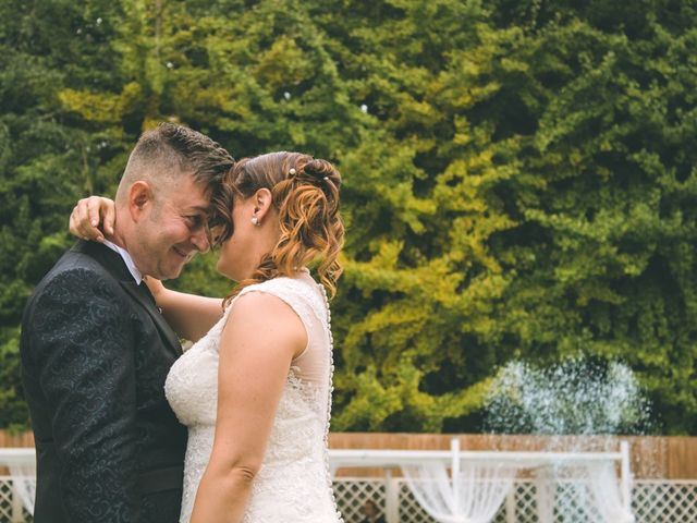 Il matrimonio di Paolo e Cristiana a Magnago, Milano 201