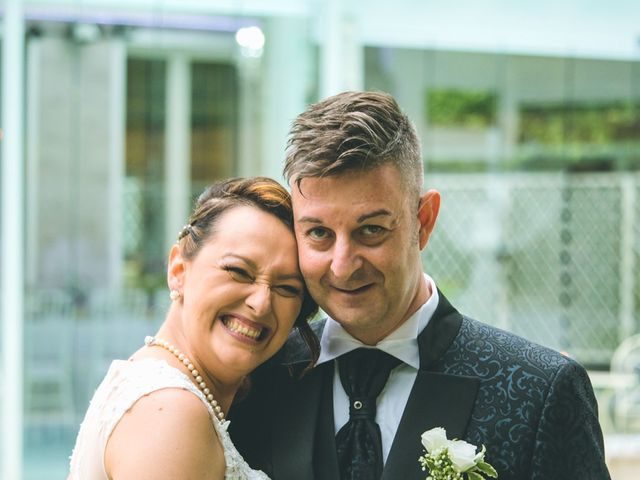 Il matrimonio di Paolo e Cristiana a Magnago, Milano 206