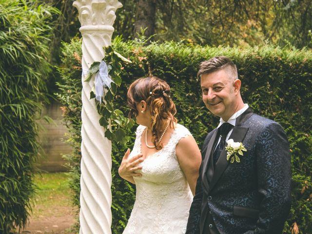 Il matrimonio di Paolo e Cristiana a Magnago, Milano 209