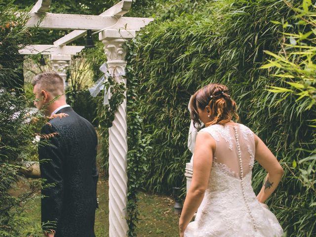 Il matrimonio di Paolo e Cristiana a Magnago, Milano 211