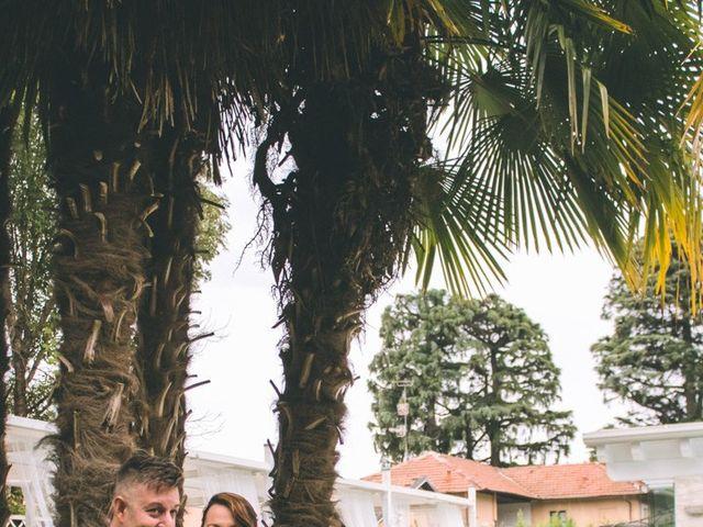 Il matrimonio di Paolo e Cristiana a Magnago, Milano 219