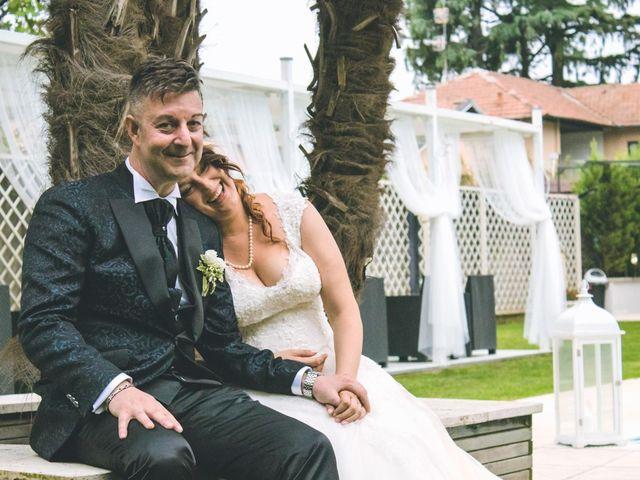 Il matrimonio di Paolo e Cristiana a Magnago, Milano 220