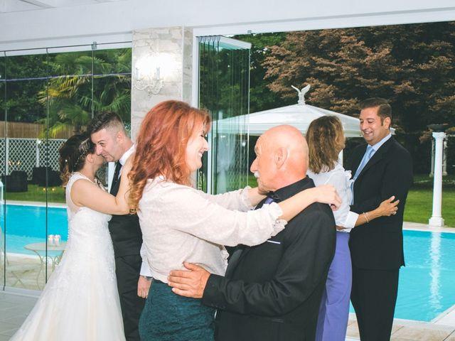 Il matrimonio di Paolo e Cristiana a Magnago, Milano 239