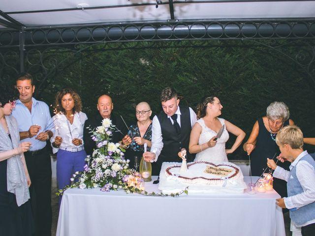 Il matrimonio di Paolo e Cristiana a Magnago, Milano 339