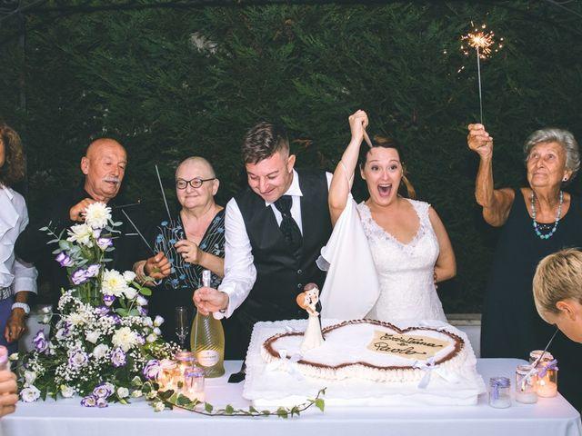 Il matrimonio di Paolo e Cristiana a Magnago, Milano 340