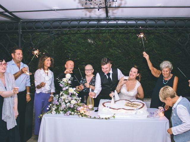 Il matrimonio di Paolo e Cristiana a Magnago, Milano 341