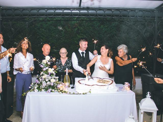 Il matrimonio di Paolo e Cristiana a Magnago, Milano 343