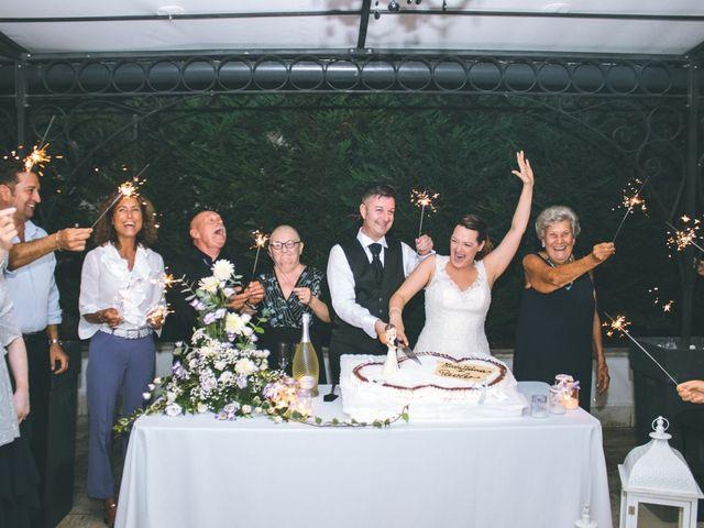 Il matrimonio di Paolo e Cristiana a Magnago, Milano 345