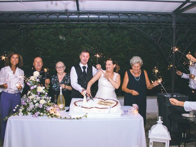 Il matrimonio di Paolo e Cristiana a Magnago, Milano 346